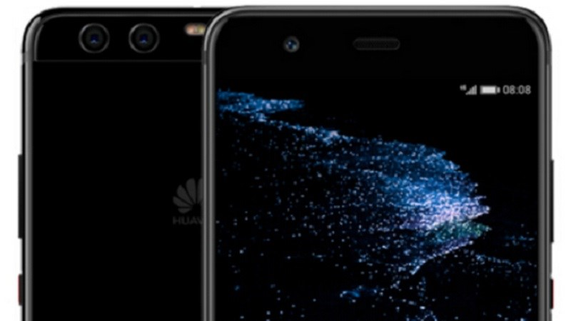 Huawei P10 Plus Bright Black