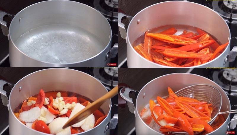 Cách làm tương ớt thơm ngon, chất lượng ngay tại nhà