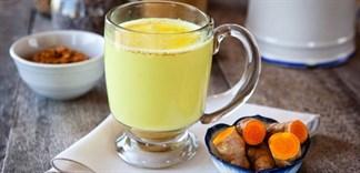Cách uống tinh bột nghệ đúng chuẩn cho da đẹp, dáng xinh, sức khoẻ cường tráng