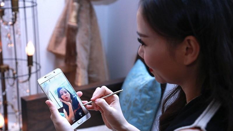 Galaxy Note 5 giảm giá NGON
