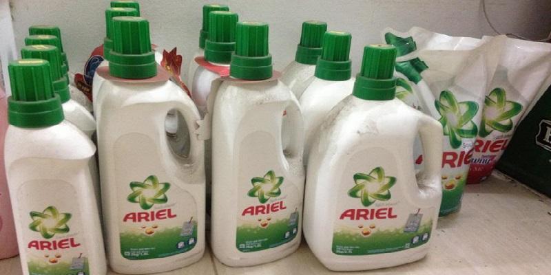 Tìm hiểu về nước giặt Ariel