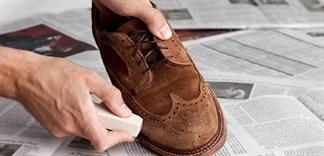 3 cách phòng ngừa giày da bị bong tróc