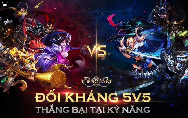 Game Liên Quân Lậu Free All ( Việt Hóa )
