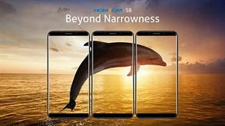 Smartphone cực đẹp trang bị camera kép 16MP, RAM 4GB, màn hình vô cực giá 4 triệu đồng