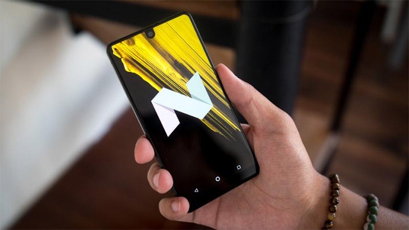Essential Phone ra mắt để tái chứng minh: Android gốc là tốt nhất!?