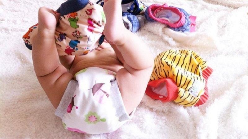 Có nên dùng tã vải cho bé? Cần lưu ý gì khi chọn tã cho con