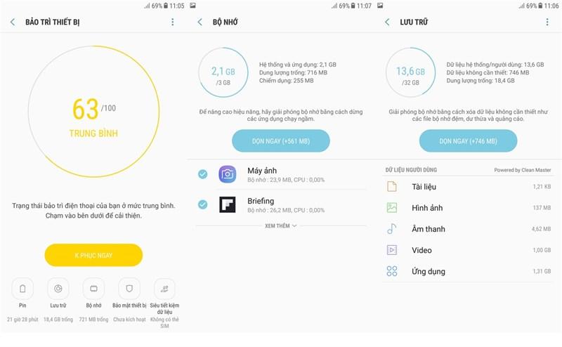 7 mẹo xài Galaxy J7 Pro cả ngày không lo hết pin