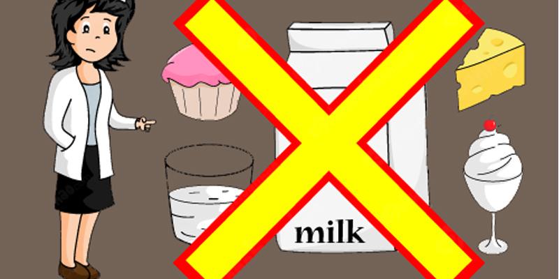 Cách chọn bột ăn dặm cho trẻ dị ứng sữa bò
