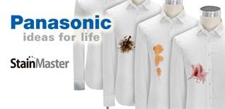 Công nghệ giặt StainMaster trên máy giặt Panasonic là gì?