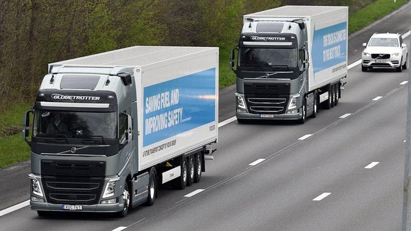 Xe tải tự hành