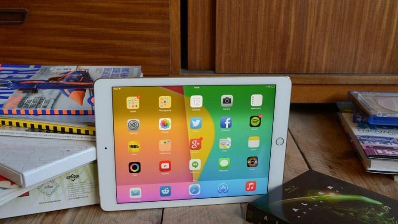 iPad Air 2 Cellular 128GB giảm giá không thể sốc hơn tại Thế Giới Di Động