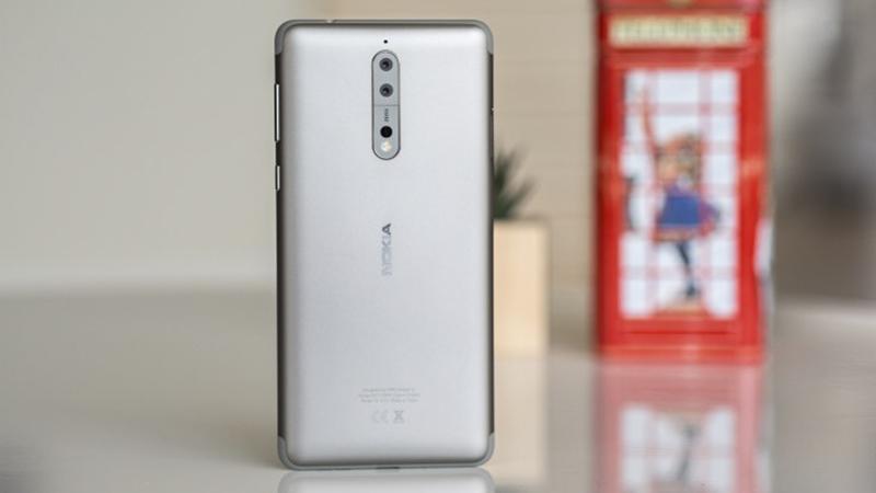Đánh giá Nokia 8