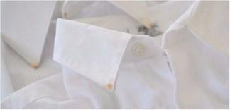 Mẹo hay tẩy vết rỉ sắt trên áo trắng trong 3 phút