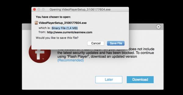 Người dùng bị gạt tải phần mềm độc hại