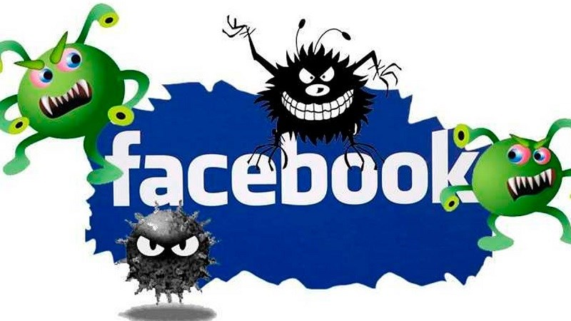 Xuất hiện mã độc mới khiến bạn mất tài khoản Facebook trong tích tắc
