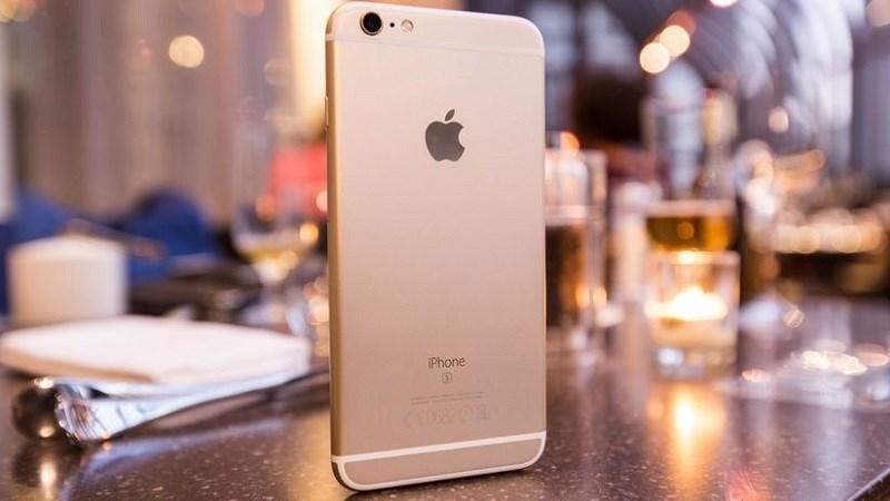 iPhone 6s Plus 64GB quay trở lại Thế Giới Di Động với giá cực hấp dẫn