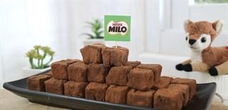 Cách làm Milo Cube sốt xình xịch siêu đơn giản