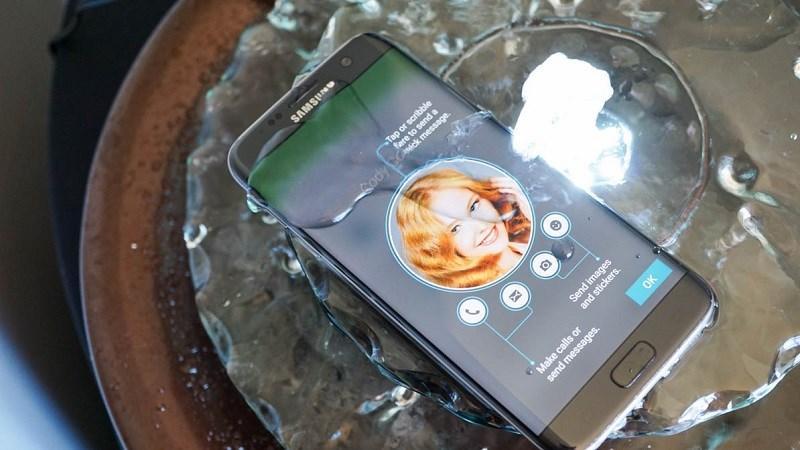Galaxy S7 Edge giảm giá kịch sàn tại Thế Giới Di Động, nhanh tay kẻo hết!