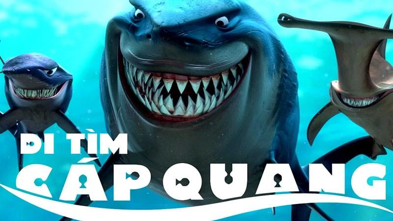 Cá mập cắn cáp quang, câu nói đùa hay sự thật?