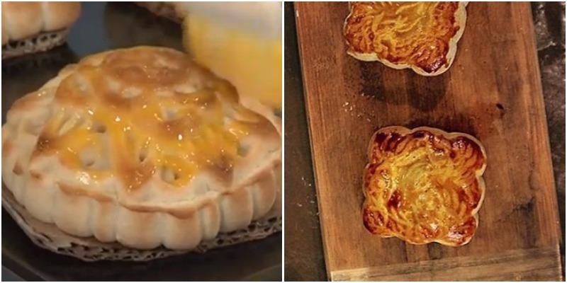 Những lưu ý khi làm bánh Trung Thu nướng