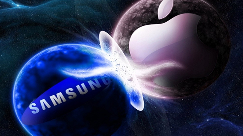 Samsung và Apple