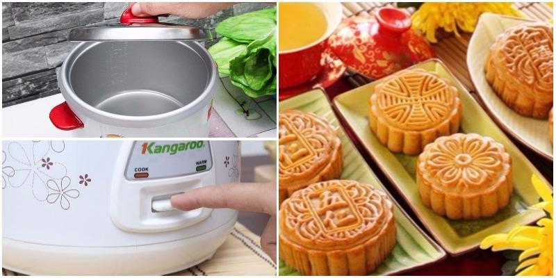 Cách làm bánh trung thu truyền thống không cần lò nướng