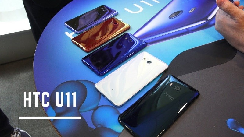Loạt smartphone của HTC được cập nhật Android 8: Bắt đầu từ Q4/2017
