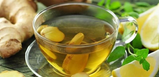 Lợi ích của việc uống trà gừng mỗi ngày