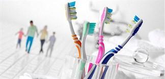 Bàn chải đánh răng của bạn có sạch không?