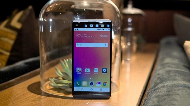 LG V20 được giảm giá còn 8 triệu đồng tại thị trường Mỹ