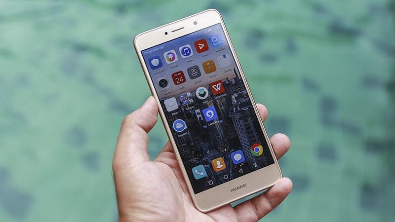 Huawei sắp ra mắt smartphone giá rẻ RAM 4GB, Android 7 Nougat