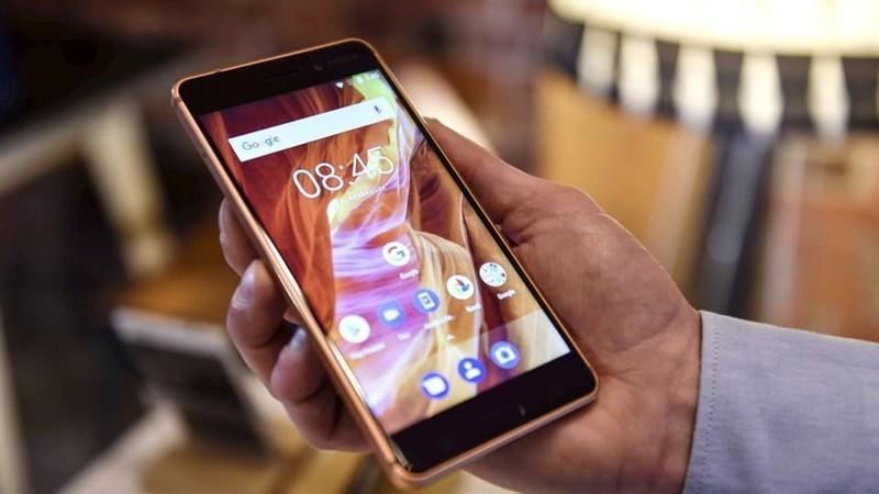 Tất cả những smartphone Nokia do HMD sản xuất đều được lên đời Android O