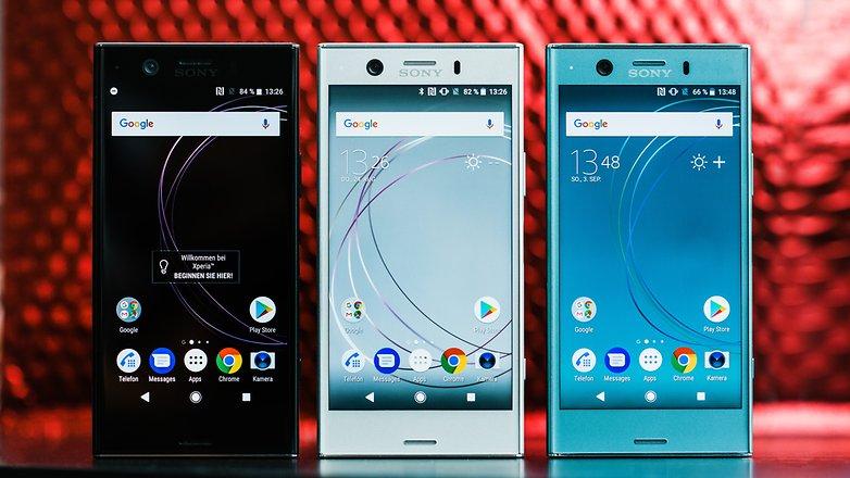 Những chiếc điện thoại Sony đáng mua nhất 2018 4