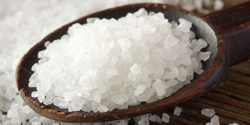 Công dụng của muối đối với sức khỏe