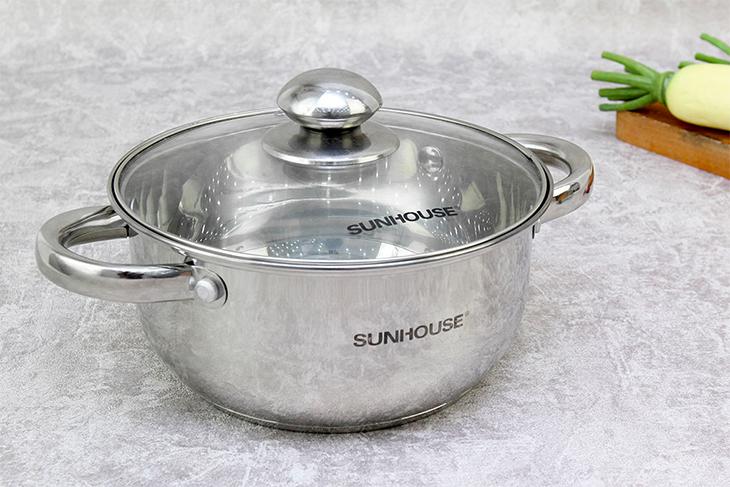 Các loại inox được sử dụng để làm đồ dùng nhà bếp