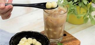 Cách làm thạch phô mai viên siêu ngon cho món trà sữa