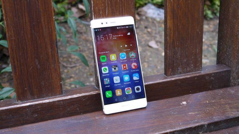 Huawei đang trong quá trình phát triển smartphone có 4 camera đầu tiên của hãng