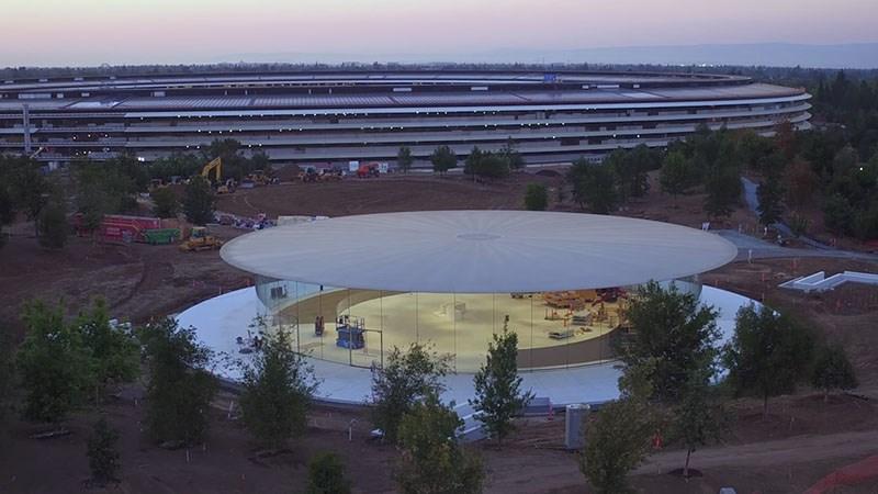 Cùng khám phá nơi sẽ diễn ra sự kiện ra mắt iPhone X trước giờ