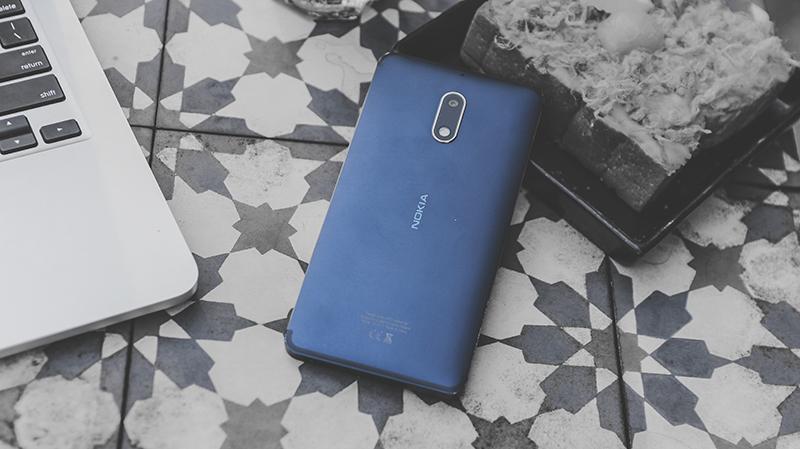 Đánh giá chi tiết Nokia 6