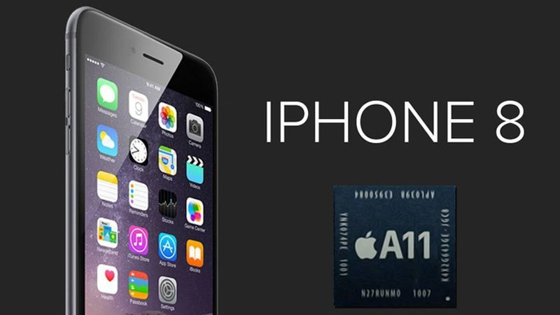 chip A11 cho iPhone 8