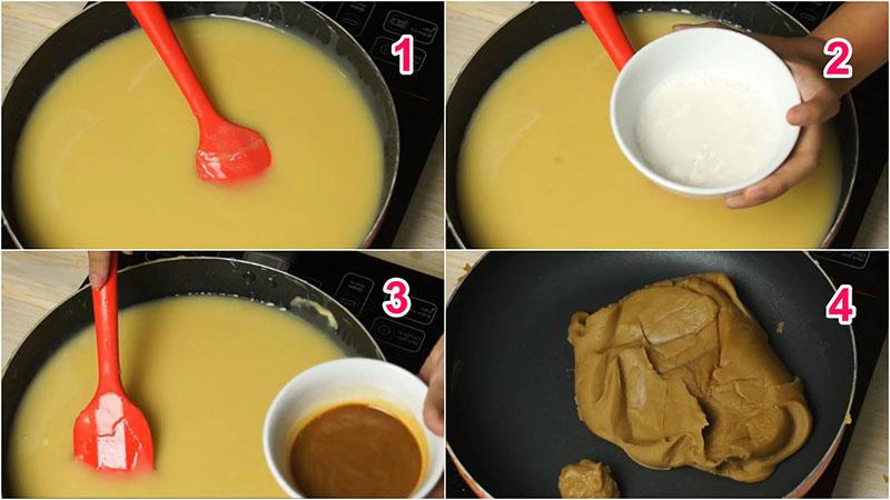 Cách làm bánh Trung Thu Tiramisu mới lạ