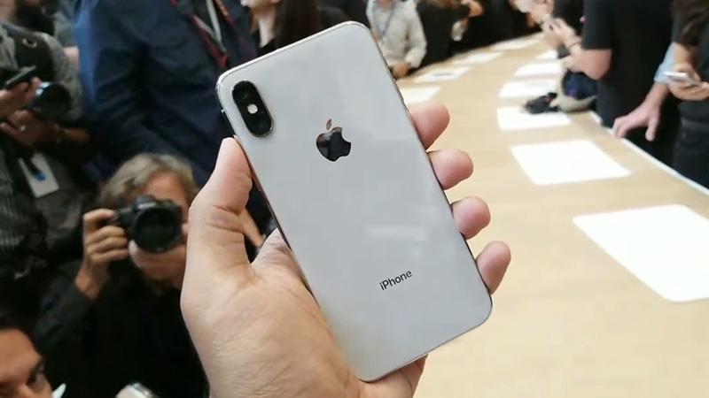 Mặt lưng điện thoại iPhone X