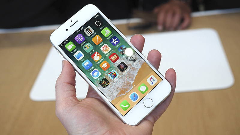 Màn hình điện thoại iPhone 8