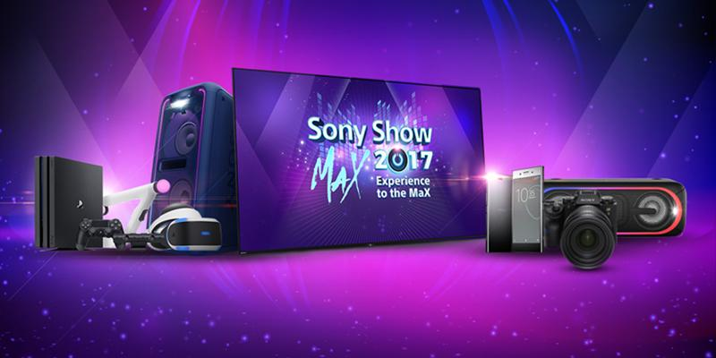 Sự kiện âm thanh tuyệt đỉnh - Sony MAX SHOW 2017, chuẩn bị diễn ra cực hoành tráng tại TPHCM - ảnh 1