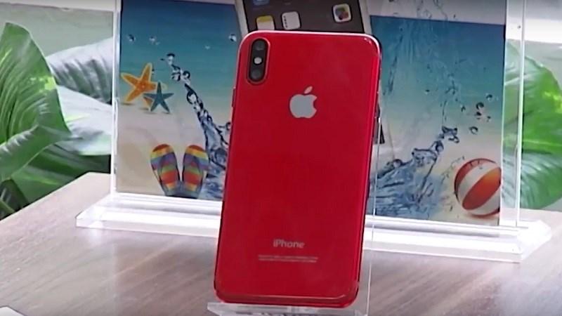 Cảnh báo: iPhone 8 nhái đủ màu sắc xuất hiện tại Việt Nam, giá 2,5 triệu đồng - ảnh 1