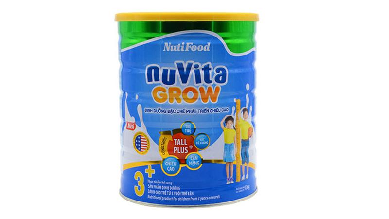 Sữa bột tốt nhất cho bé 3 tuổi giúp bé mau ăn, cải thiện chiều cao