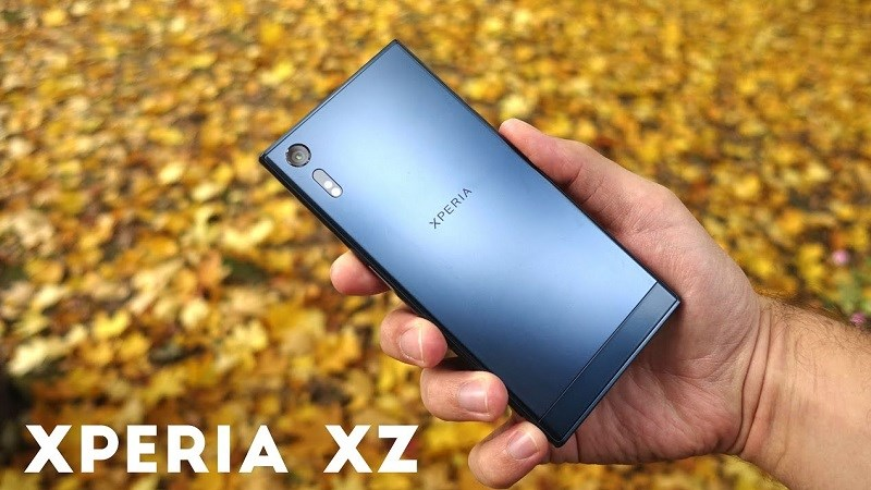 Xperia XZ Dual chống nước, ROM 64GB, camera đỉnh cao chính thức giảm giá hấp dẫn