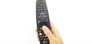 Cách sử dụng điều khiển thông minh Magic Remote của Smart tivi LG 2017