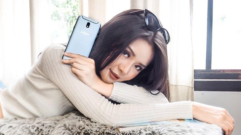 Galaxy J7 Pro màn hình đẹp, RAM 3GB, camera khẩu lớn như S8, giảm giá tốt