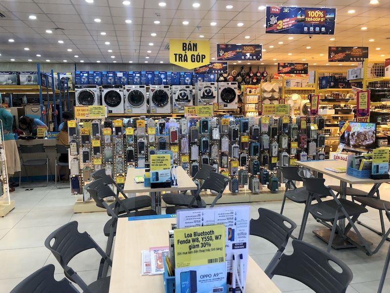 Siêu thị Điện máy XANH Tỉnh lộ 8, TP.HCM
